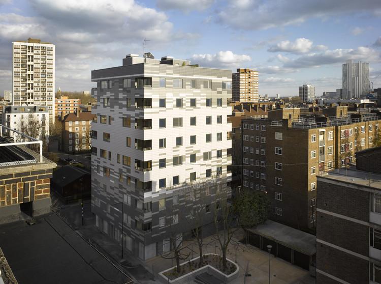 Stadthaus, 24 Murray Grove - Waugh Thistleton Architects / Waugh Thistleton Architects, © Will Pryce
