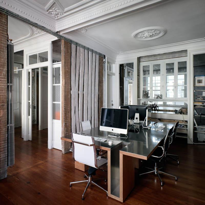 Estudio de arquitectura novan vesson arquitectos - Estudio 3 arquitectos ...