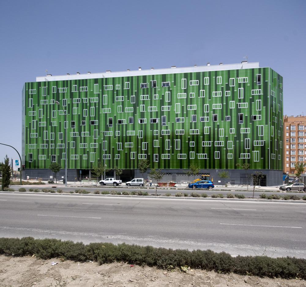 Edificio de viviendas somos arquitectos plataforma for Plataforma de arquitectura