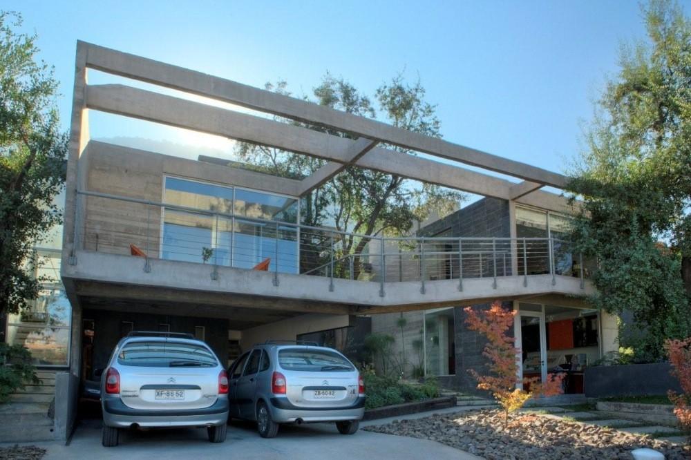 Casa Chisca / all*arquitectos, © Matías del Campo
