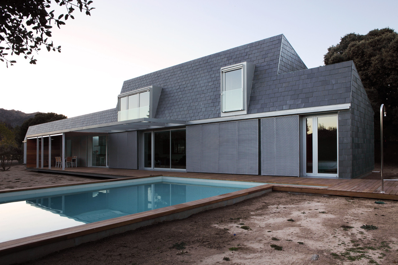 Casa (H+I) / CRISTOBAL + MONACO Arquitectos, © Lola Marazuela