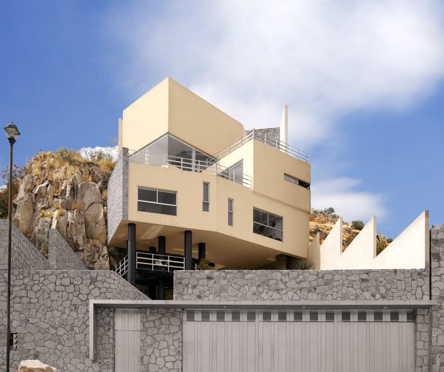 Casa Martínez Mondragón / AVM Arquitectura, © Álvaro Morera