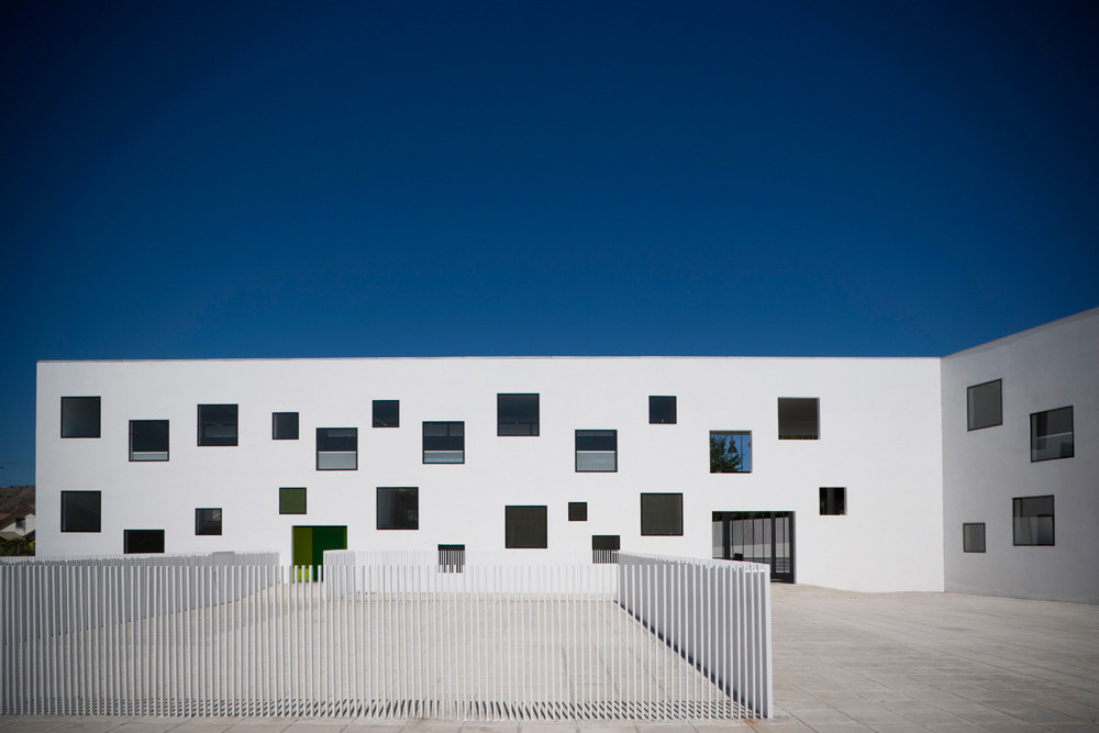 Galeria de escola san sebasti n tidy arquitectos 2 - Arquitectos san sebastian ...