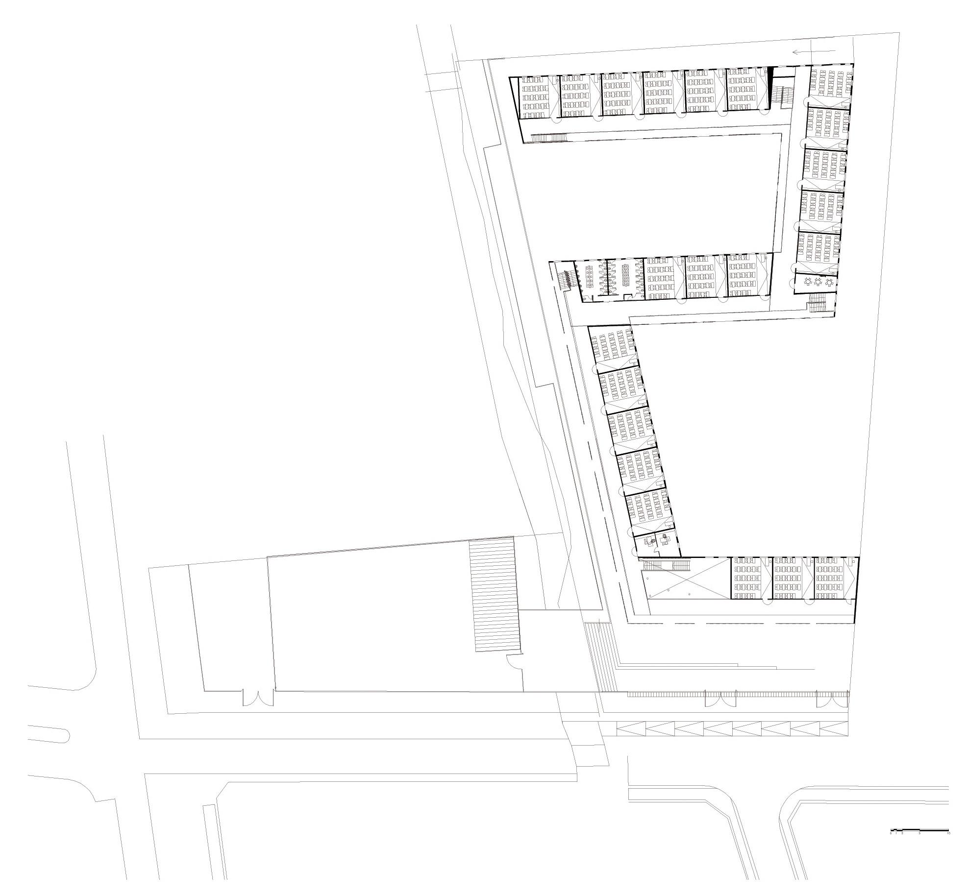 Galeria de escola san sebasti n tidy arquitectos 19 - Arquitectos san sebastian ...