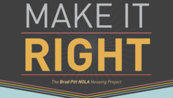 Infographic: The Make It Right Foundation