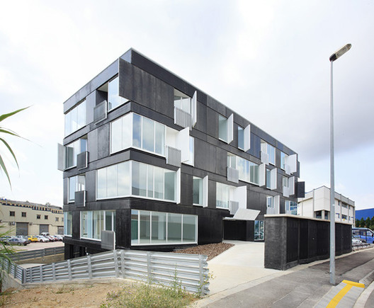 Oficinas Rubí / ADD+ Arquitectura, © José Hevia