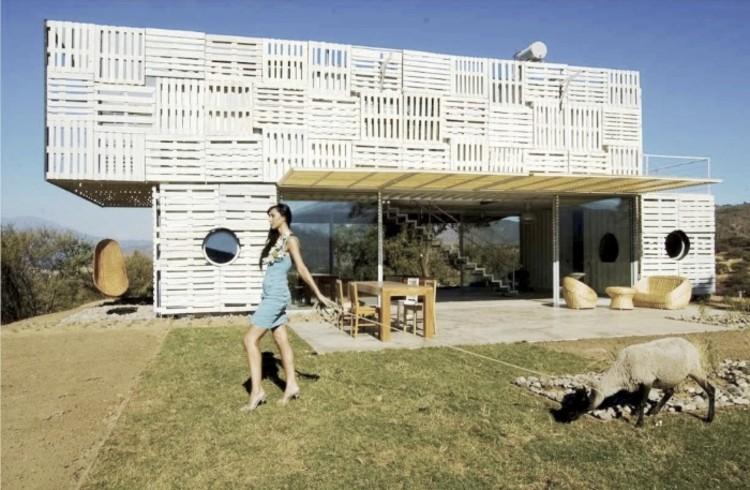 Casa Manifesto / James and Mau para Infiniski, © Antonio Corcuera