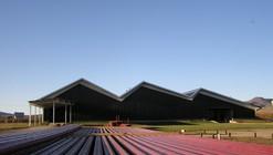 Fabrica en Junin de los Andes / Alric Galindez Arquitectos