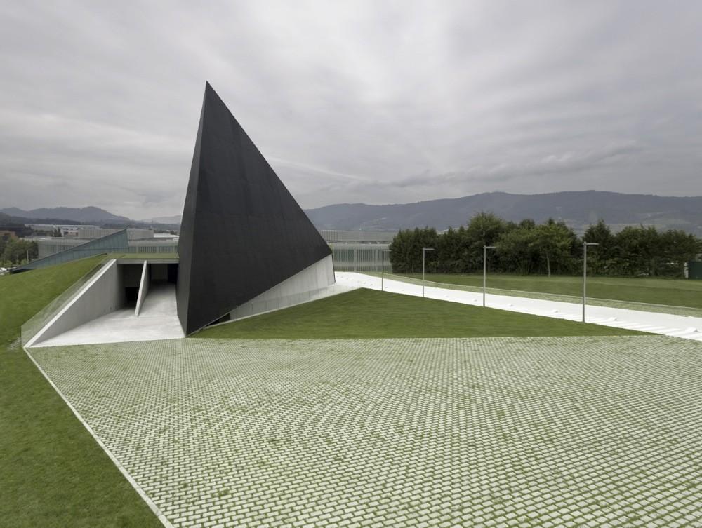 BTEK - Centro de Interpretación de la Tecnología / ACXT, © Aitor Ortiz