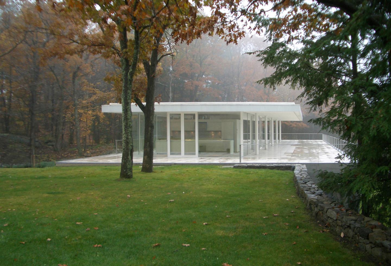 Casa Olnick Spanu - Estudio Arquitectura Campo Baeza / Alberto Campo Baeza