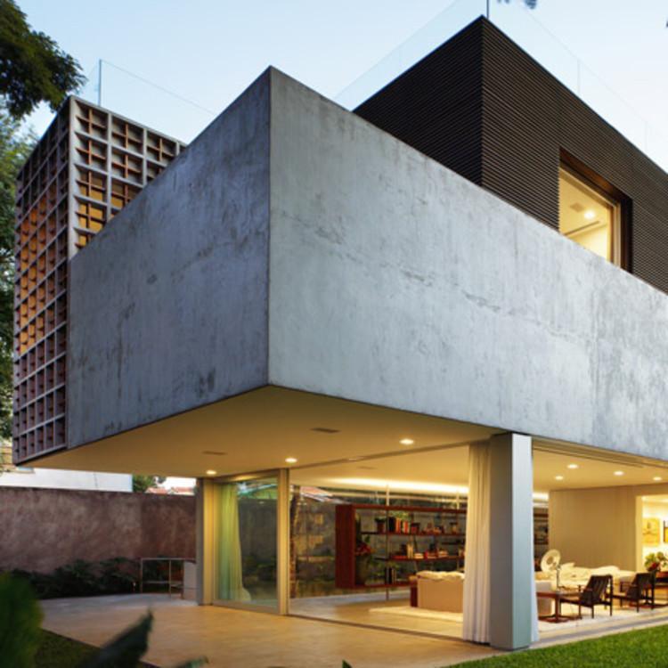 Casa Sumaré / Isay Weinfeld, Cortesía de Isay Weinfeld