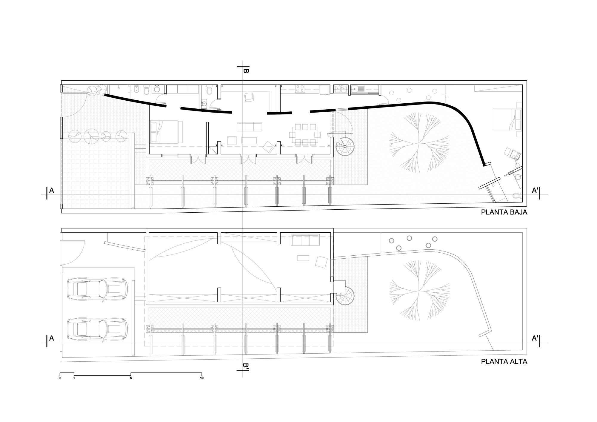 Casa gertopan javier corval n laboratorio de for Plantas de arquitectura