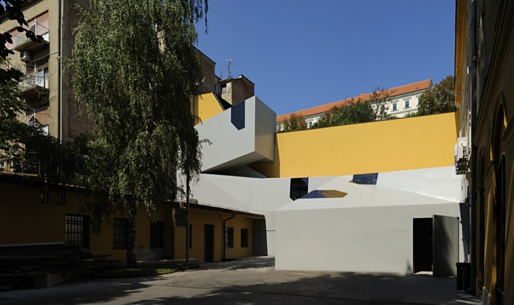Centro de Danza de Zagreb / 3LHD, © Sandro Lendler