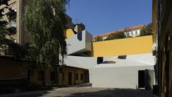 Centro de Danza de Zagreb / 3LHD