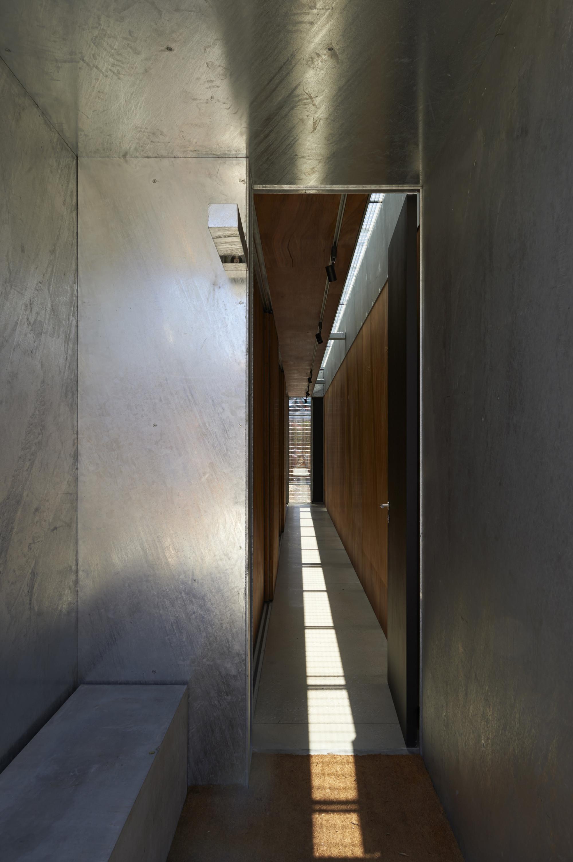 Edward Street House / Sean Godsell Architects