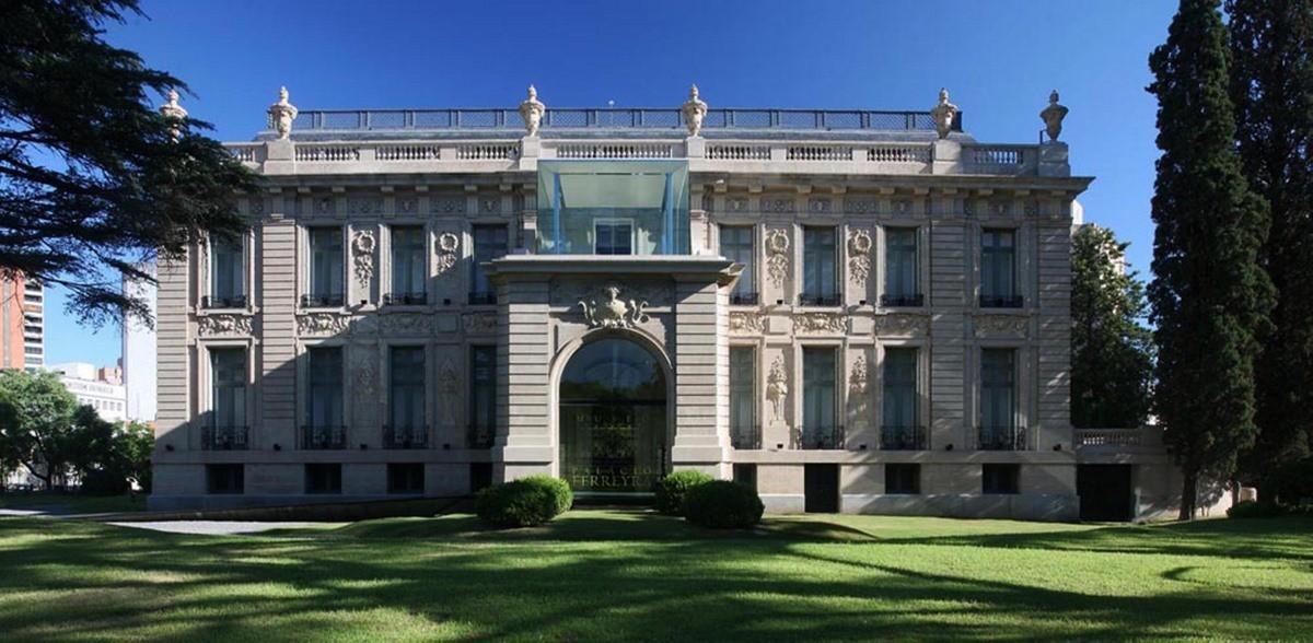Museo Superior de Bellas Artes Evita - Palacio Ferreyra / GGMPU Arquitectos , © GGMPU Arquitectos