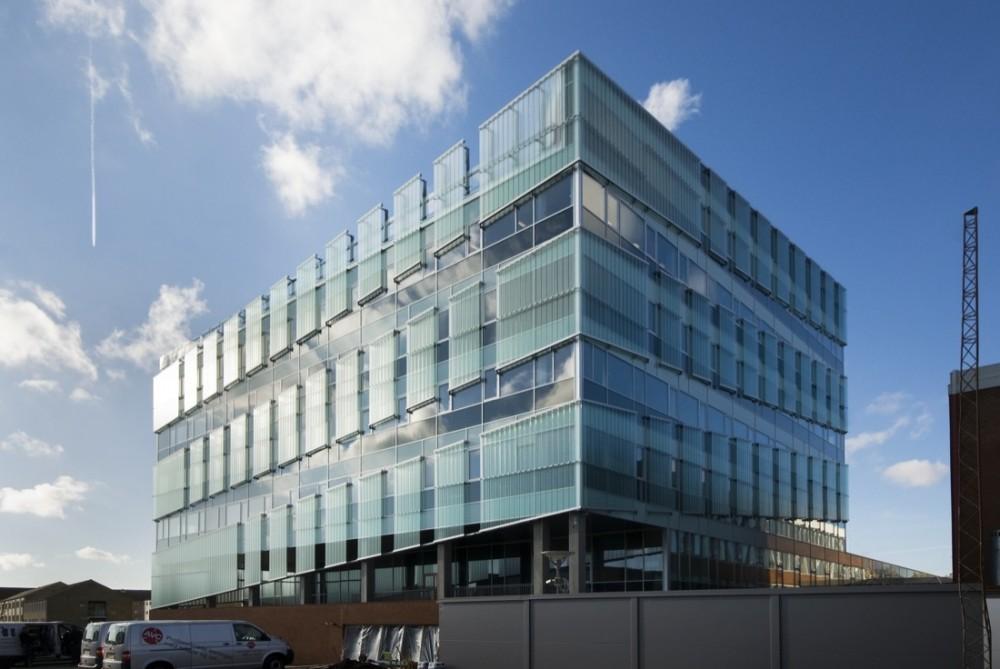Centro de Innovación Vitus Bering / C. F. Møller Architects, © Julian Weyer