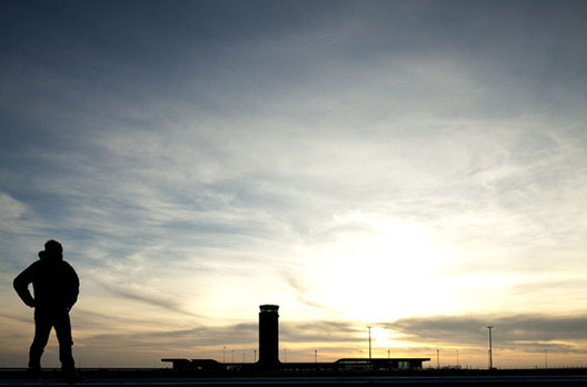 Aeropuerto Lleida / b720, © Nelson Garrido