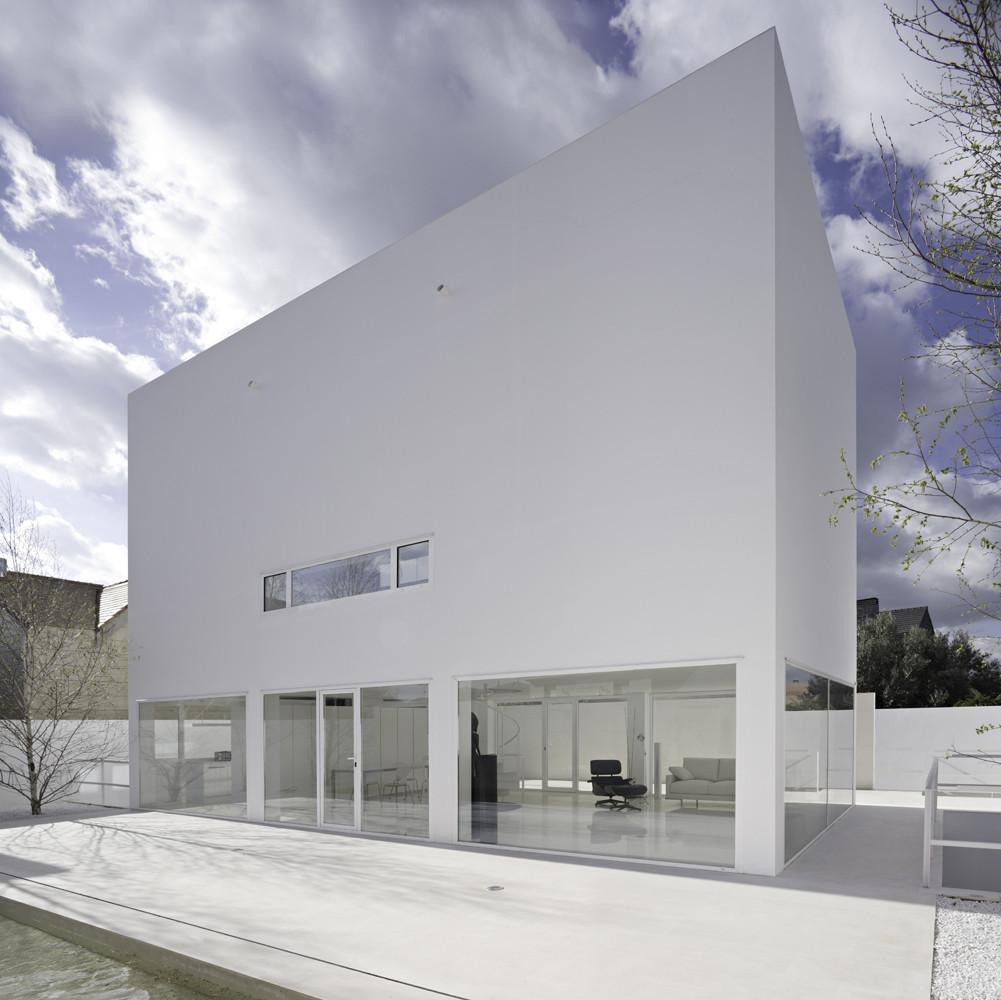 Casa Moliner / Alberto Campo Baeza, © Javier Callejas