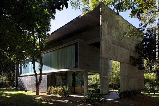 Casa Surubí / Javier Corvalán + Laboratorio de Arquitectura, © Leonardo Finotti