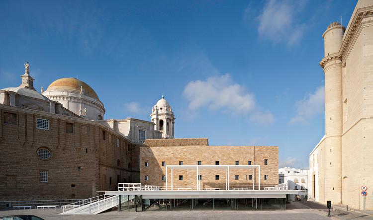 Entre Catedrales / Alberto Campo Baeza, © Javier Callejas