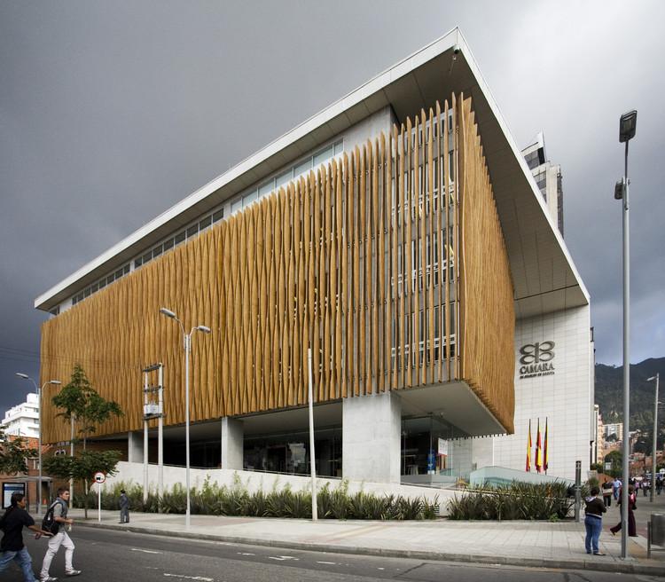 Edificio Cámara de Comercio Sede Chapinero / Daniel Bonilla Arquitectos, © Rodrigo Dávila