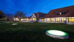 Centro Fitness & Spa Prince of Wales Country Club / PLAN Arquitectos  + Loroworks Architects