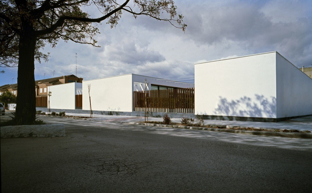 © Antonio Altarriba Comes + Miguel Noguera Mayén Arquitectos