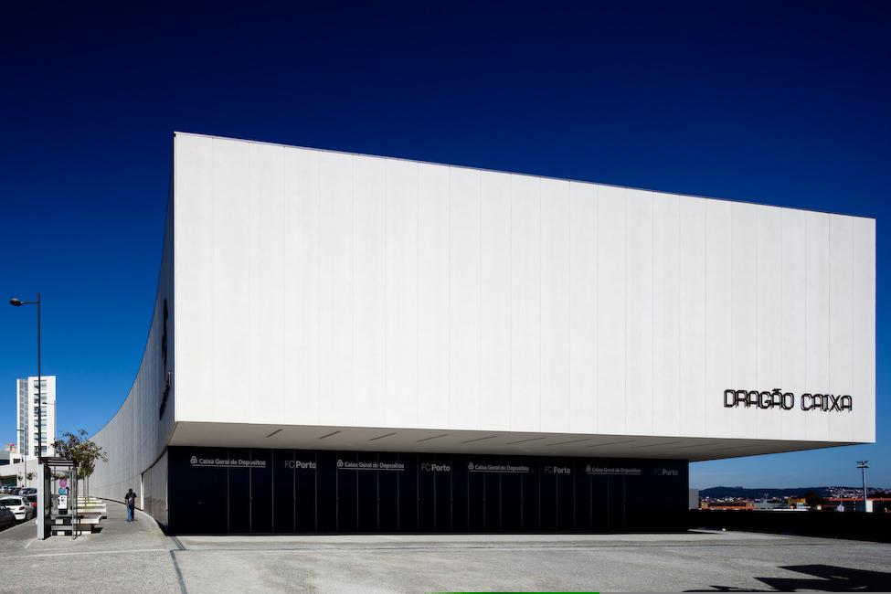 Arena Dragão Caixa / Risco, © FG + SG
