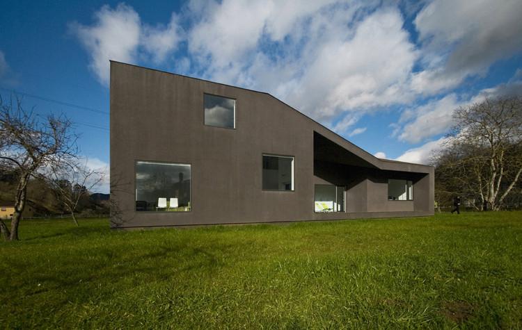 Cortesía de zigzag arquitectura