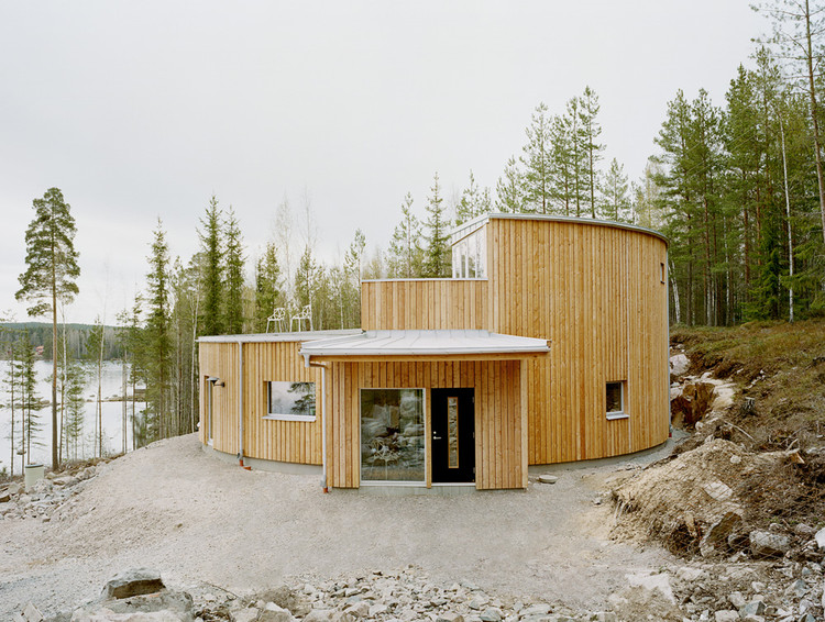 Villa Nyberg / Kjellgren Kaminsky Architecture, Cortesía de Kjellgren Kaminsky Architecture