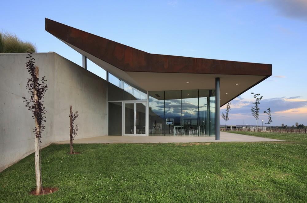 Bodega Navarro Correas / aft Arquitectos, © Claudio Manzoni