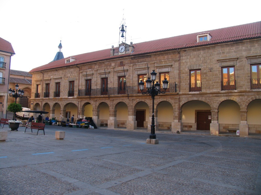 Reforma De La Casa Consistorial De Benavente / José Juan Barba, © Ignacio Bisbal Grandal