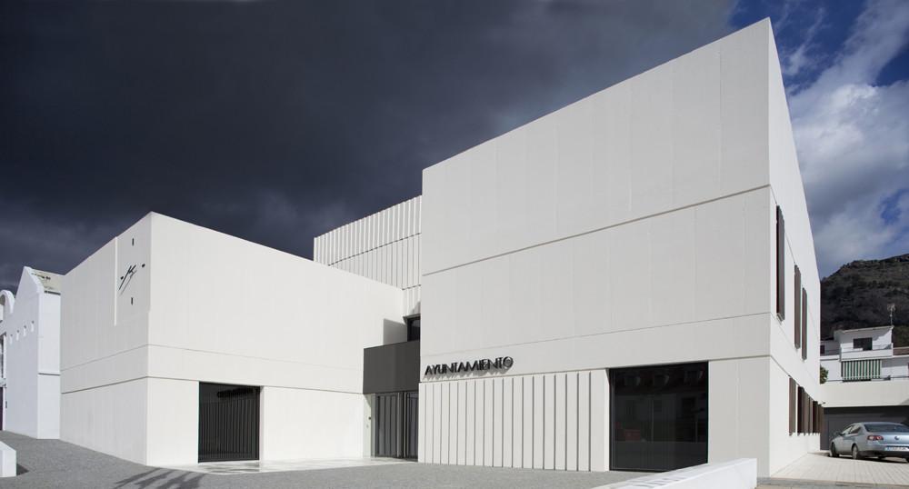 New Town Hall in Pizarra / Colmenares Vilata Aquitectos, © Miguel de Guzmán
