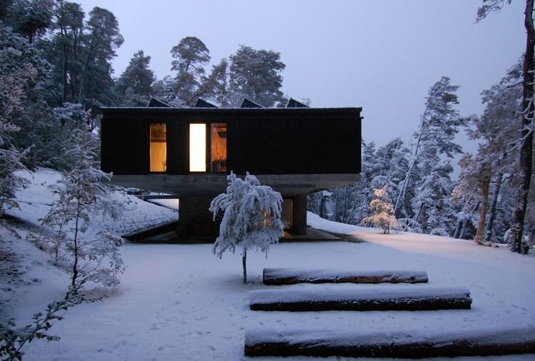 Casa Techos / Mathias Klotz, Cortesía de Matías Klotz