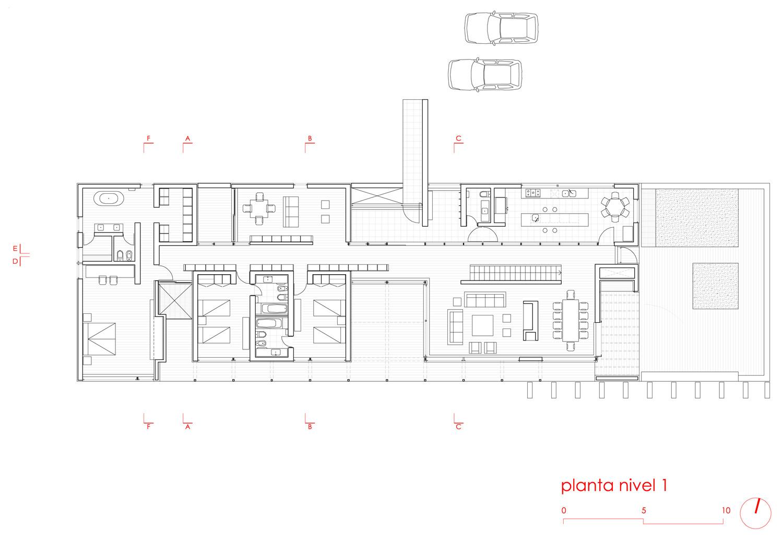 techos houseplan