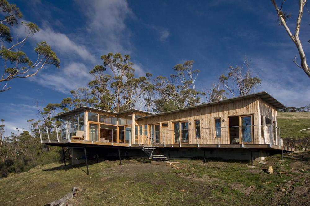 Casa White Perrin / Dock4 Architecture, © Jonathan Wherrett