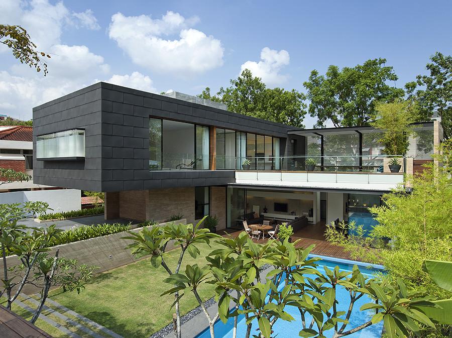 Casa 45 Faber Park / Ong & Ong, © Derek Swalwell