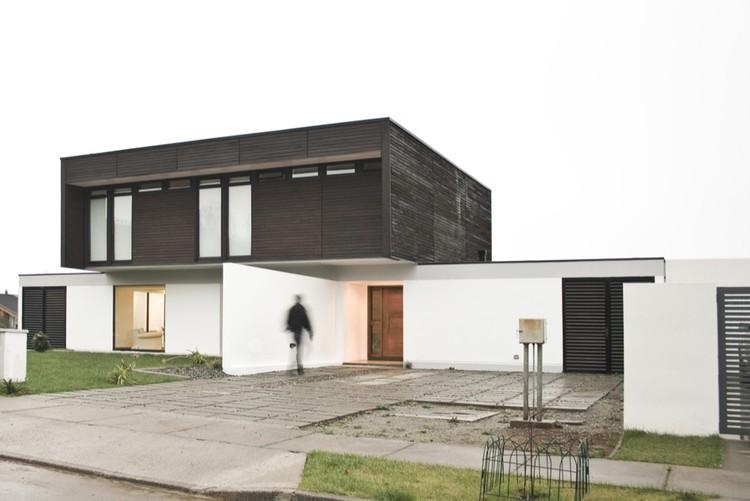 Casa BFL / Cristián Berríos, © Gustavo Burgos