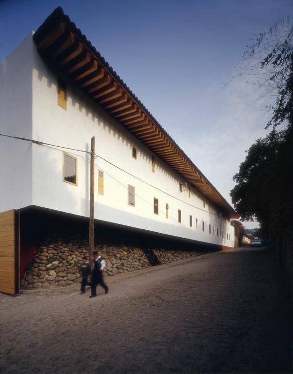 Viviendas Santa María / Hierve-Diseñeria