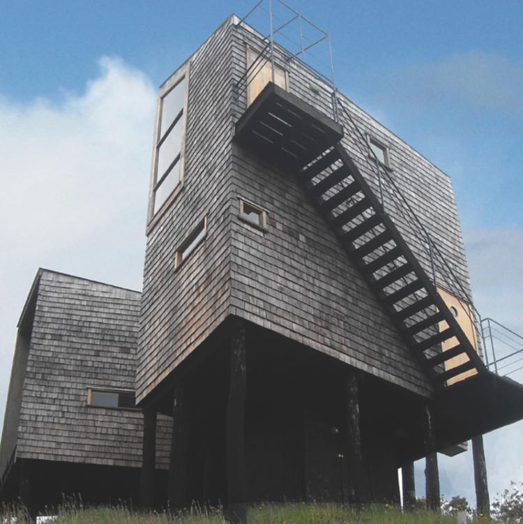 Casa Koñimo / Eugenio Ortúzar Müller, Tania Gebauer Araneda, Cortesía de Tania Gebauer - Eugenio Ortuzar Arquitectos