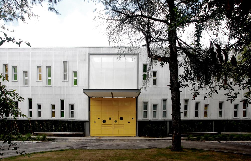 Instituto Docet / stación-ARquitectura Arquitectos, © Ana Cecilia Garza Villarreal