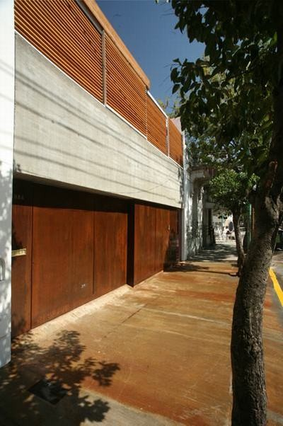 Estudio y Showroom Amor Latino / Colle - Croce, © Gustavo Sosa Pinilla