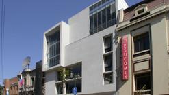 Edificio AIEP, Barrio Universitario de Santiago / Schmidt Arquitectos Asociados
