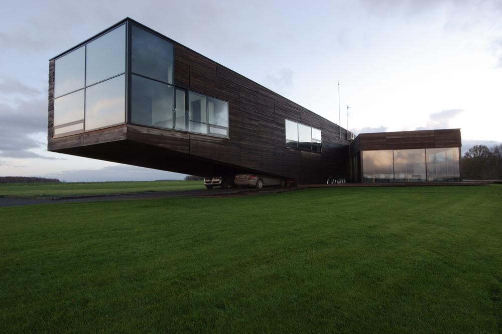 Residencia Utriai / Architectural Bureau G.Natkevicius & Partners, © R. Urbakavičius