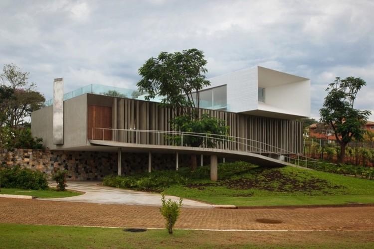 Casa Piracicaba / Isay Weinfeld, Cortesía de Isay Weinfeld