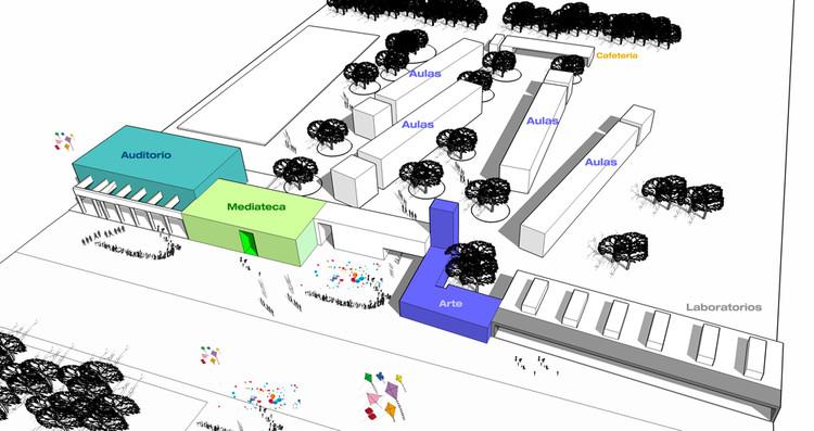 diagrama relacion espacio publico