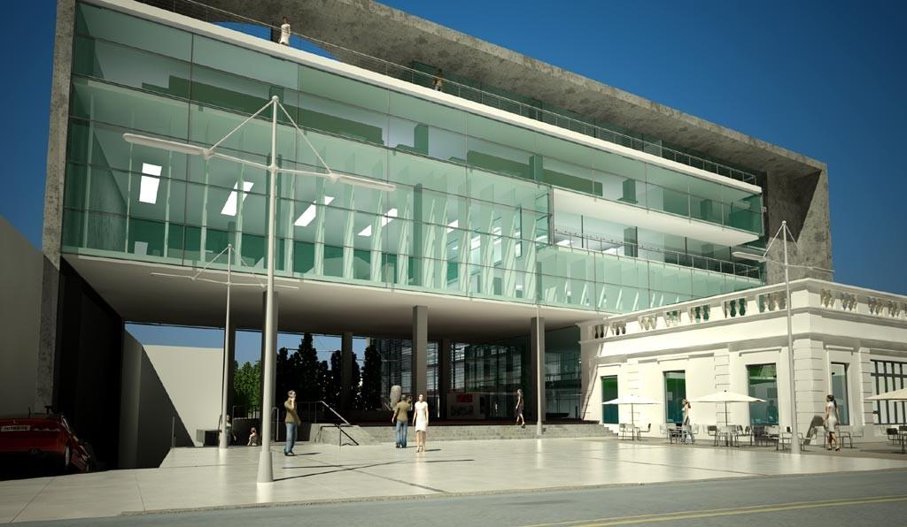 Centro Cultural y Educativo Leonardo Fabio / Adrián Spinelli y Marcelo Kovalchuk, © Ezequiel Fau