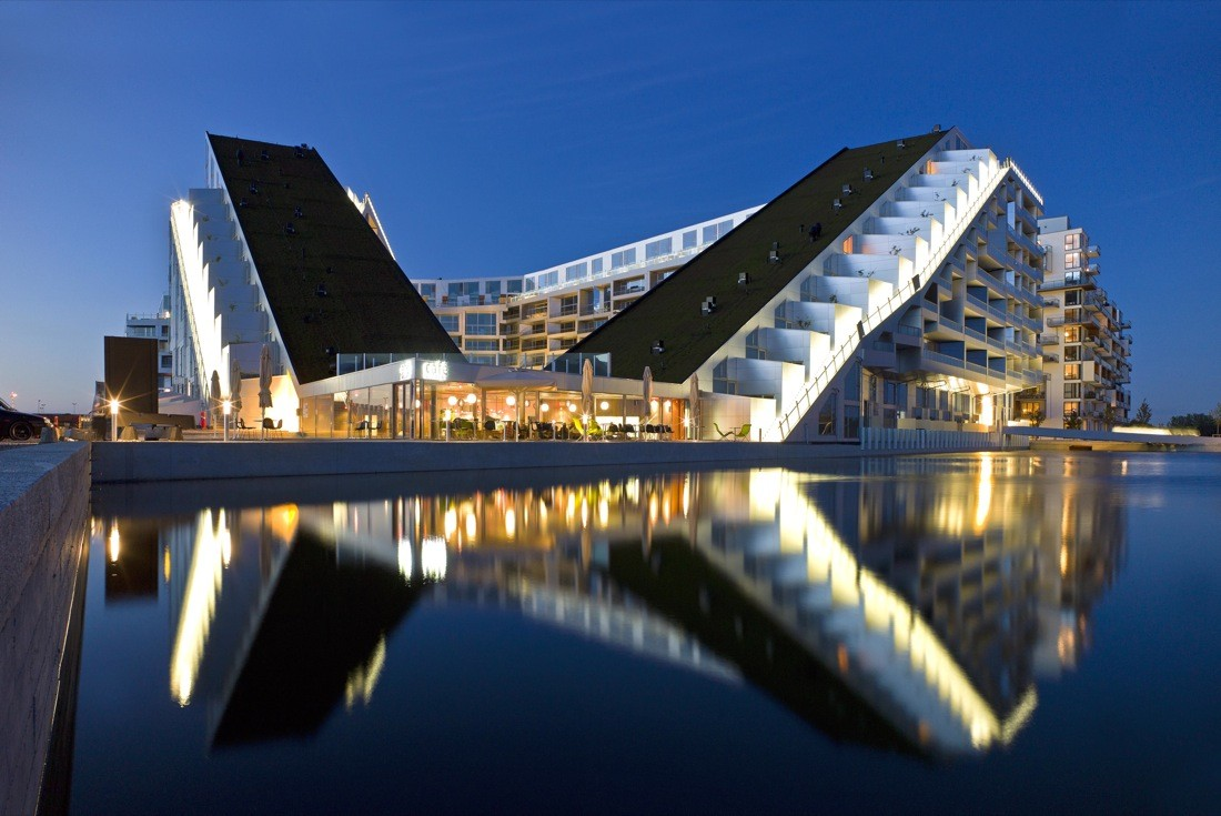 8 house big bjarke ingels group plataforma arquitectura for Big bjarke ingels group