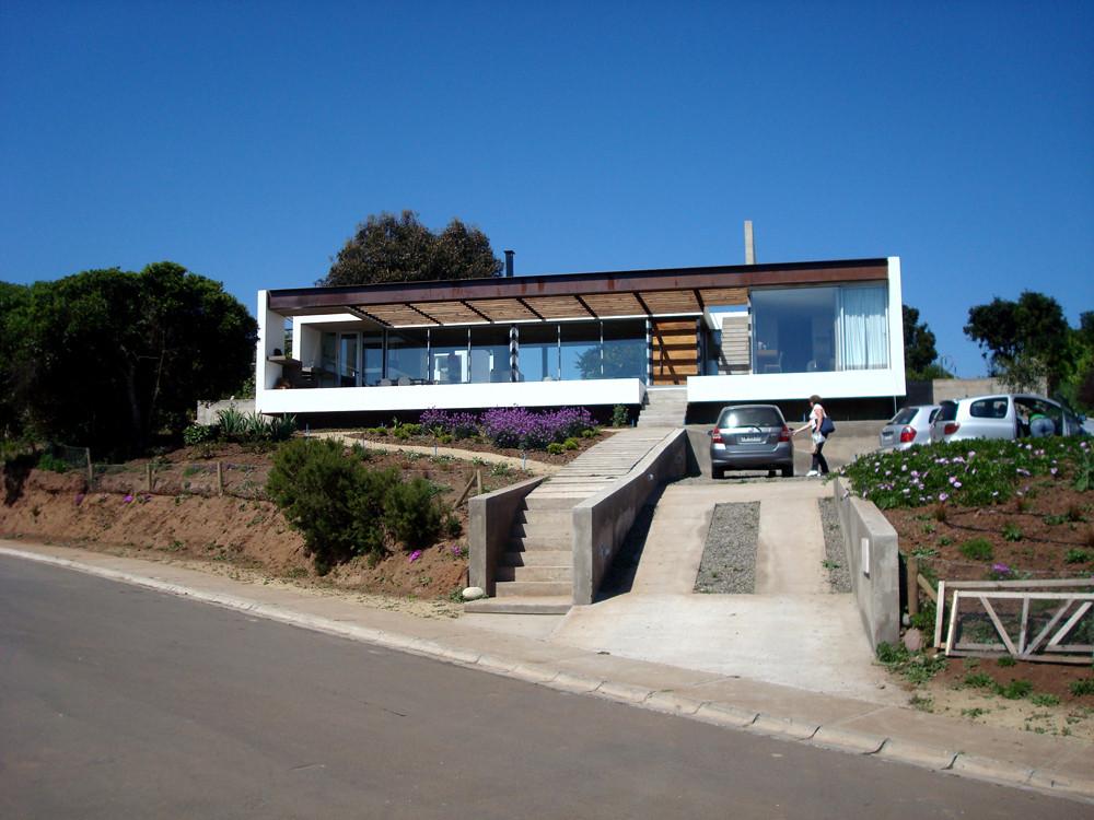 Casa en Lomas Blancas / Cristián Olivi, Cortesia de Cristián Olivi
